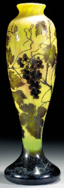 Daum Nancy Grapes